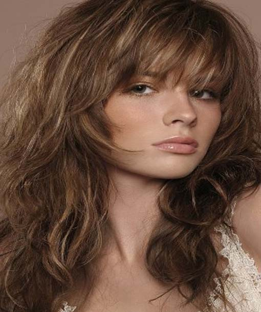 Long Choppy Hair Cuts For The Fashion Forward Women