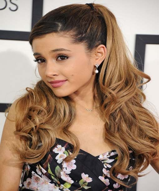 Ariana Grande Hairstyles For Dyed Hair