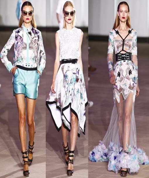 Fashion Trends Spring 2012
