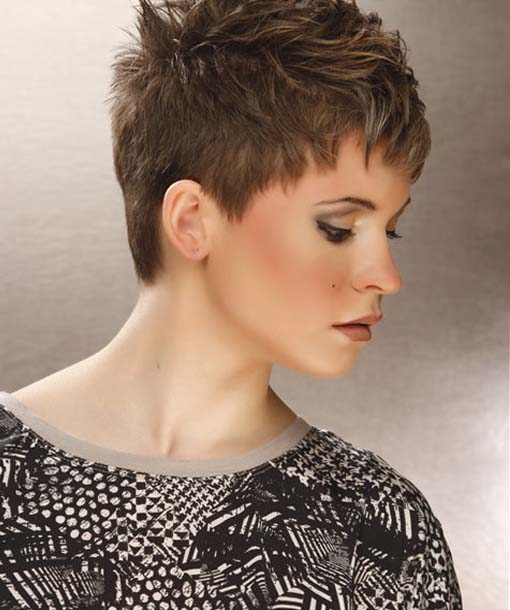 Pixie Hairstyles 2012