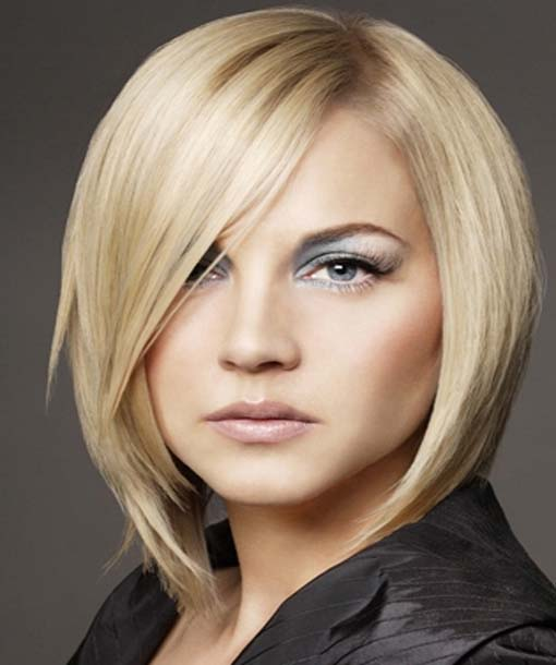 Layered Bob Hairstyles 2012