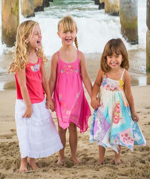 Spring Fashion for Little Girls