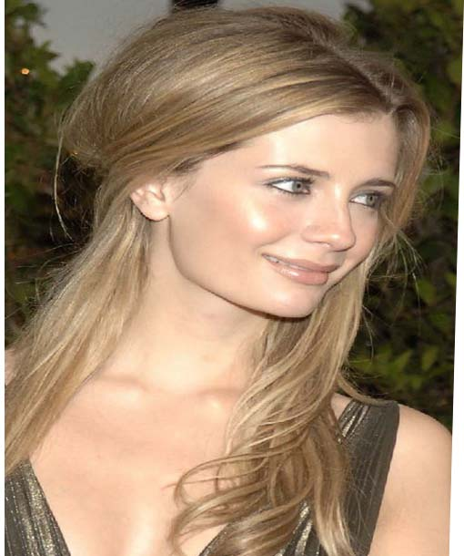 Casual Celebrity Hairstyles for Long Hair