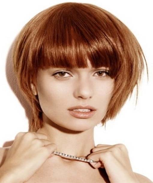 Big Face Short Hairstyles