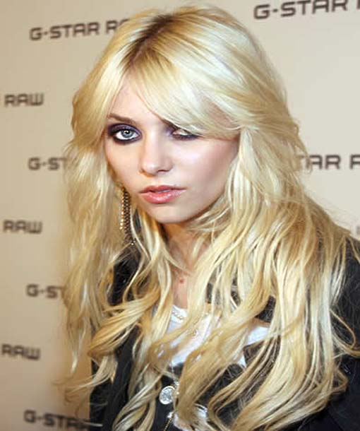 Taylor Momsen Hairstyles