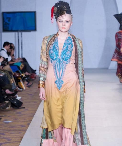 Pakistani Fashion 2013