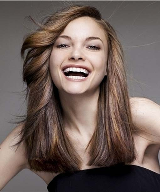 Long Layered Hairstyles 2013