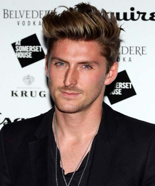 Trends in Men's Hairstyles 2013