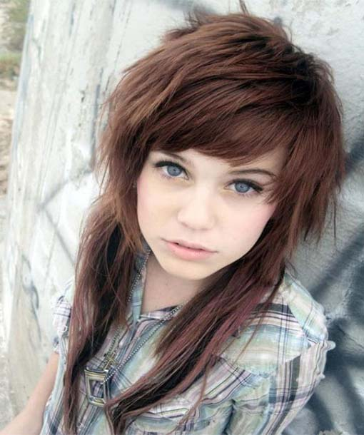 Cool Hairstyles for Teenage Girls meet fashion requirements