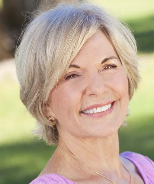Short Hairstyles 2015 for Women over 50