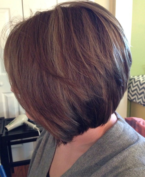 Gorgeous Inverted Bob Hairstyles 2016