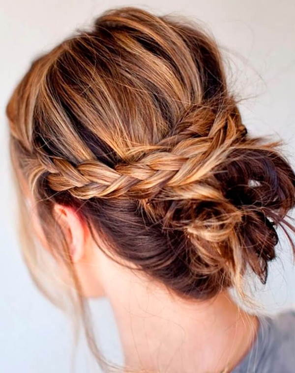 Shoulder Length Braids Hairstyles 2017