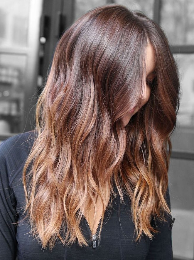 Hair Colors You Must Adore in Spring/Summer 2017