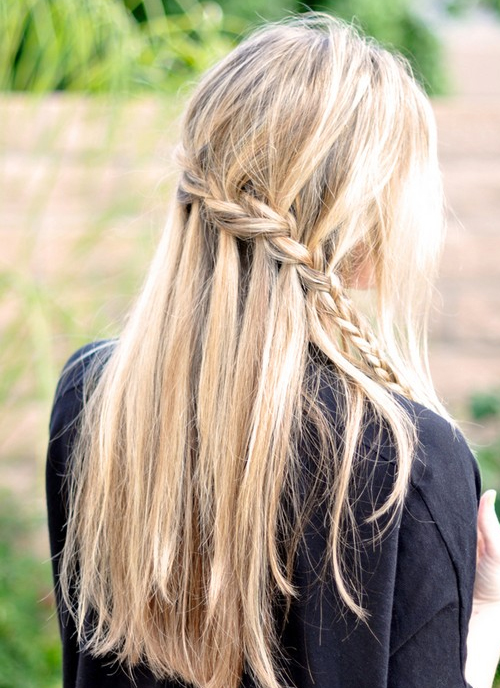 Really Top 11 Cute Straight Long Braids Hairstyles 2017 - 2018