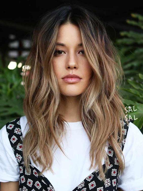 Fall-Winter Hairstyles 2017 - 2018