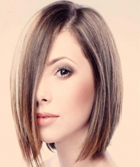 Mid Length Hairstyles 2012