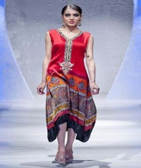 Pakistani Fashion trends 2012
