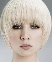 Short Hairstyles for Round Faces 2012