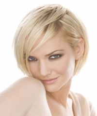 Short Layered Bob Hairstyles 2012