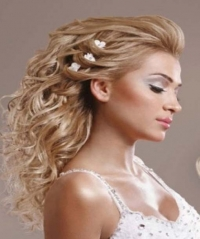 Long Wedding Hairstyles 2012