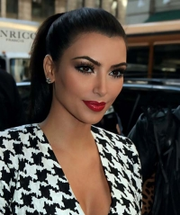 Kim kardashian Makeup Traits
