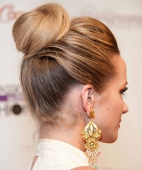 Updo Hairstyles 2013