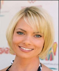 Chin Length Hairstyles 2013