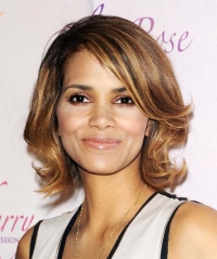 Halle Berry Hair