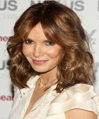 Medium Length Hairstyles 2013