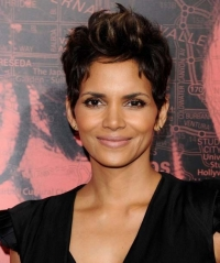 Halle Berry Hair 2013