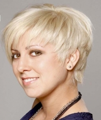Short Summer Hairstyles 2012