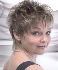 Short Haircuts 2015 for Women over 50