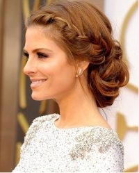 Trendy Low Bun Updo Hairstyles 2016