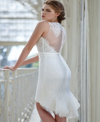 Short Wedding Dresses 2016