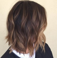 Awesome Wavy Bob Hairstyles 2016