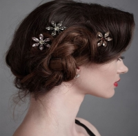 Classic Vintage Updos for 2016