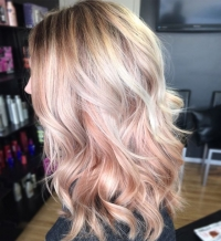 Spring Hair Colors 2016