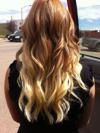 Top 7 Blonde Ombre Summer Hair Color 2017
