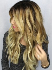 Layered Hairstyles 2017 with Summer Hair Color