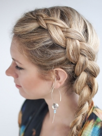 Top 06 Long Length Braids Hairstyles Trends 2018