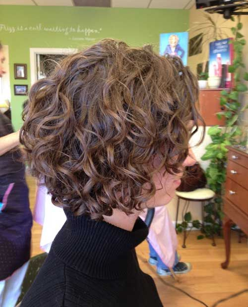 curly bob hairstyles 2016  2017