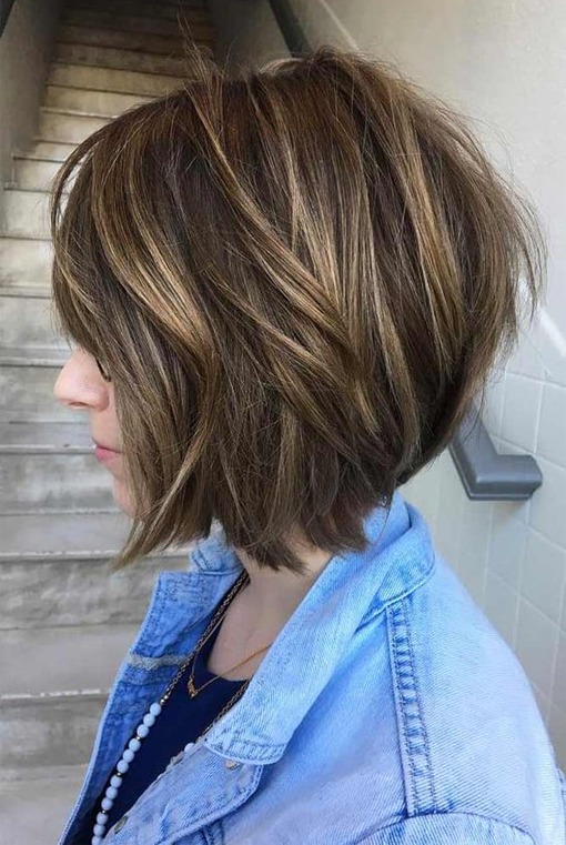Styling Ideas Short Hairstyles Fall Winter