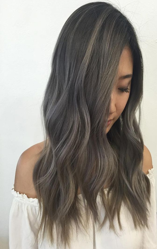 summer colors grey color adds more attraction with arctic layers