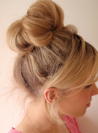 tight casual bun hairs 2016